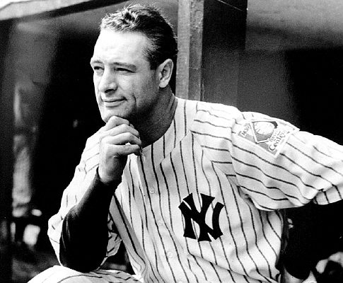 The Luckiest Man Remembering Lou Gehrig 75 Years After The Yankee Greats Death America