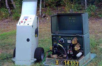 Equipos para la detección de fallas eléctricas