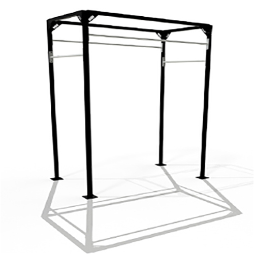 RAGE® ASSAULT 6 FT FLOOR CAGE ADD ON