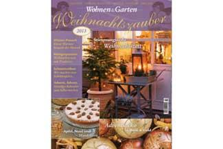 wohnen und garten weihnachtszauber - boisholz, Garten ideen