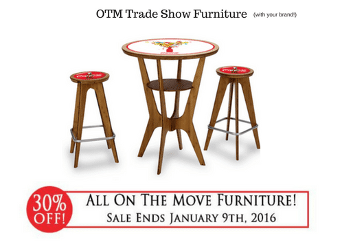 OTM Bamboo Chairs and Tables