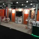 Custom Inline Rental with great layout for your good booth staffers