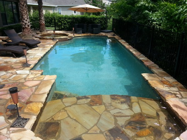Pool Designs for Small Backyards