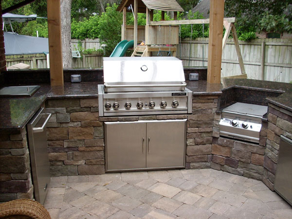 Outdoor Kitchen Cost Theyre More Affordable Than You Think