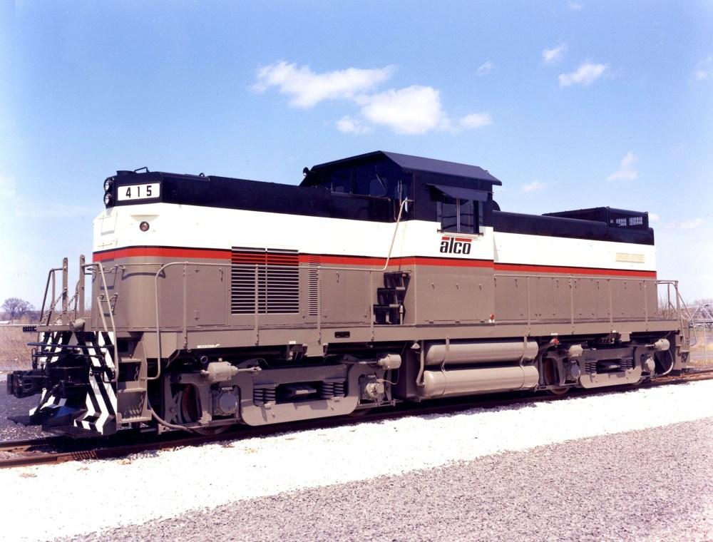 medium resolution of alco c415 rh american rails com alco loco trucks diagrams locomotive scale drawings