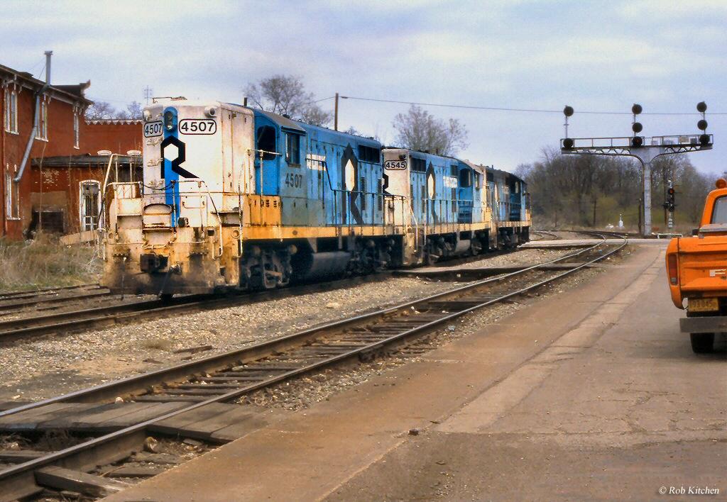 Kansas City Southern Railroad History