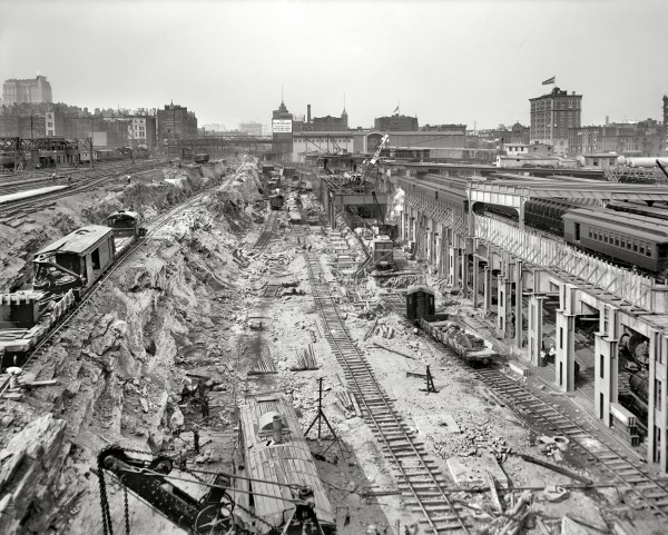 History Of Grand Central Terminal