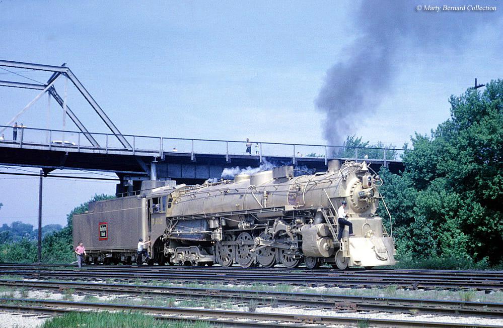 Colorado Steam Locomotives