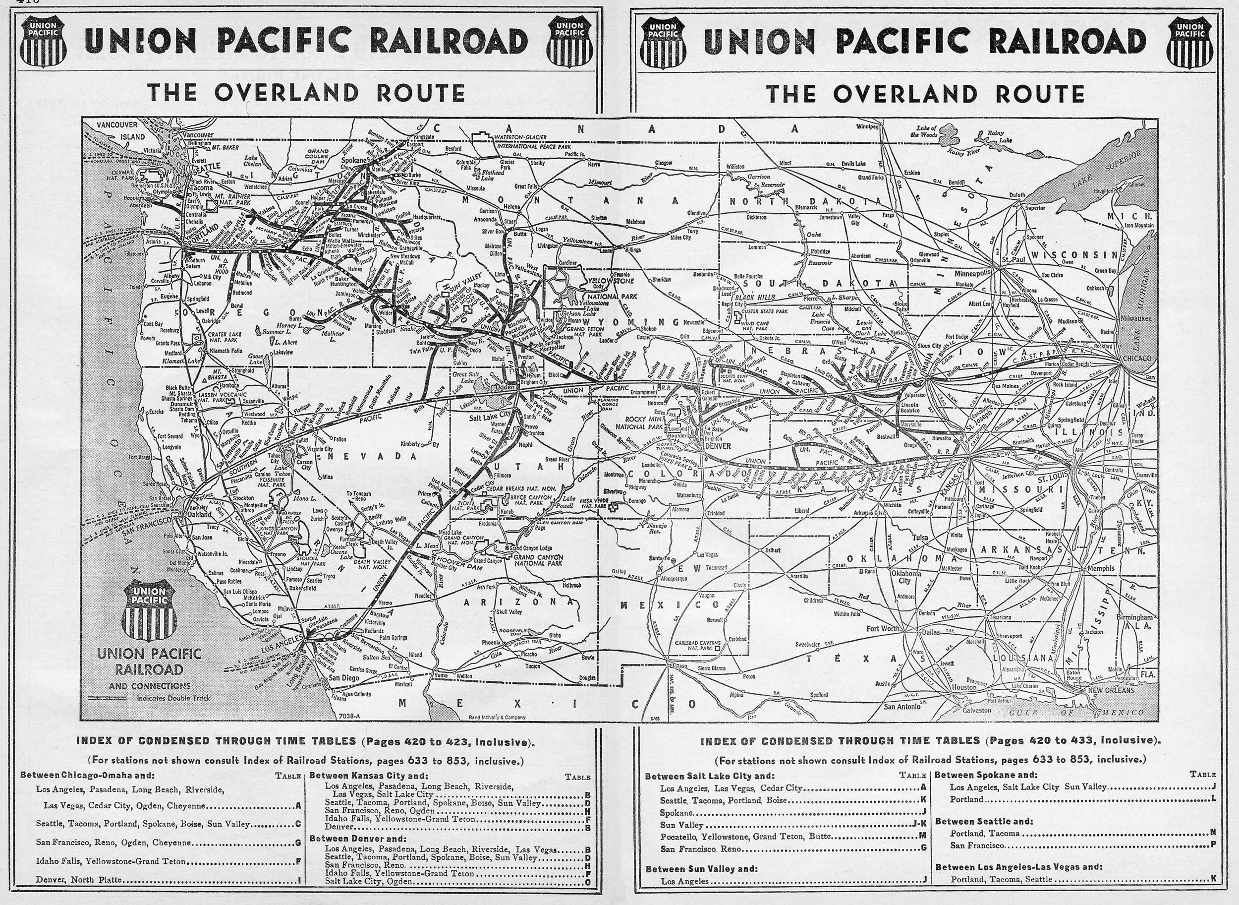 Image result for building union pacific line