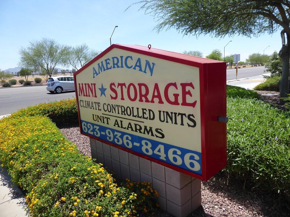 Avondale Self Storage Facility American Mini Storage