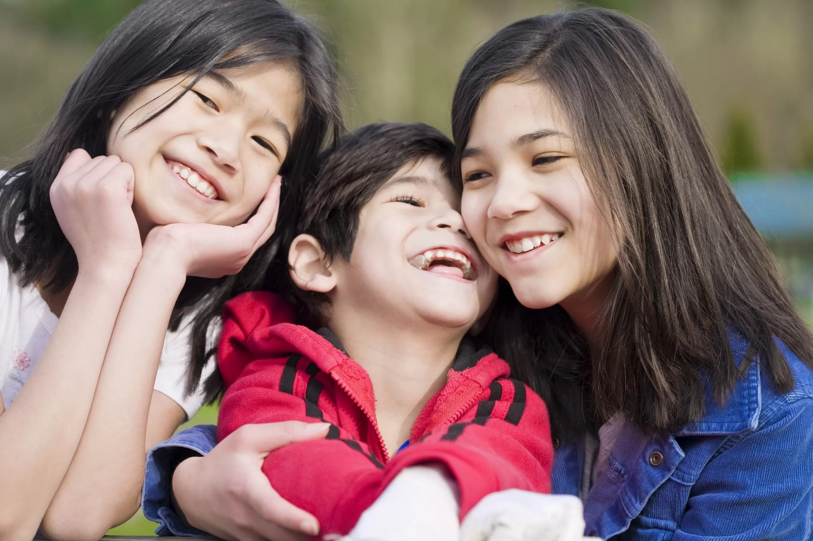 What To Do When Siblings Of Children With Special Needs