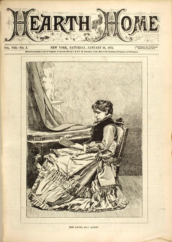 Louisa May Alcott Books