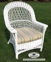 Antique Wicker Chairs   Antique Furniture