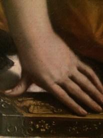 Venus, Mars and Cupid - Guercino 2