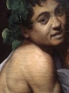 Self-Portrait as Bacchus - Caravaggio