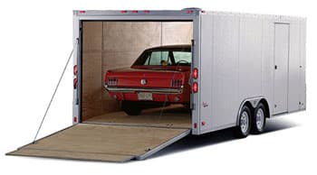 Enclosed Car Shipping Services