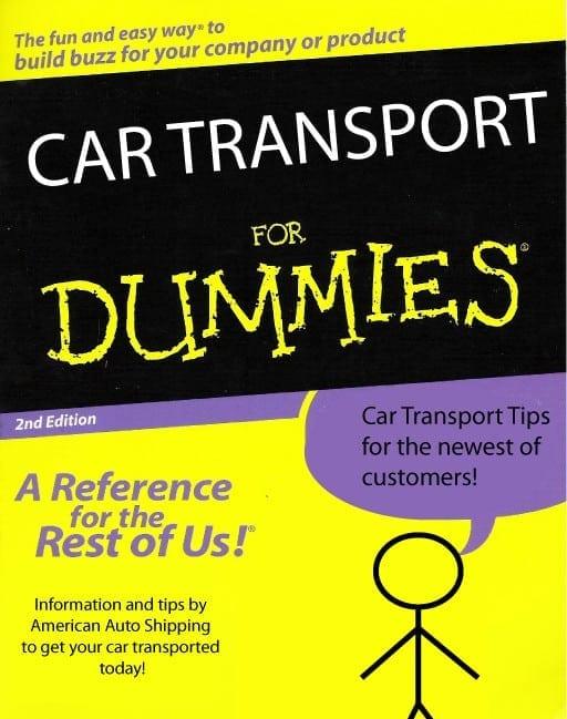 Car Transport For Dummies