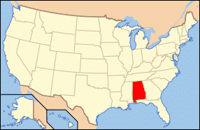 Auto Transport to Alabama