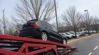 Auto Shipping Pickup Window