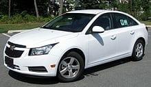 Chevrolet Cruze Auto Transportation