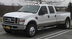 Ford Super Duty Auto Transportation