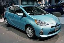 Car Transport Toyota Prius C