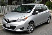 Vehicle Transportation Toyota Yaris