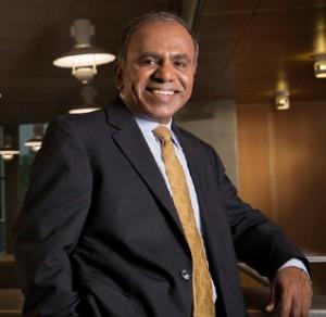 Dr. Subra Suresh (courtesy of Carnegie Mellon University).
