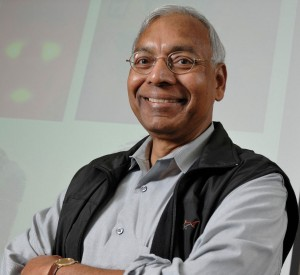 Dr. Anil Jain (courtesy of Michigan State University)