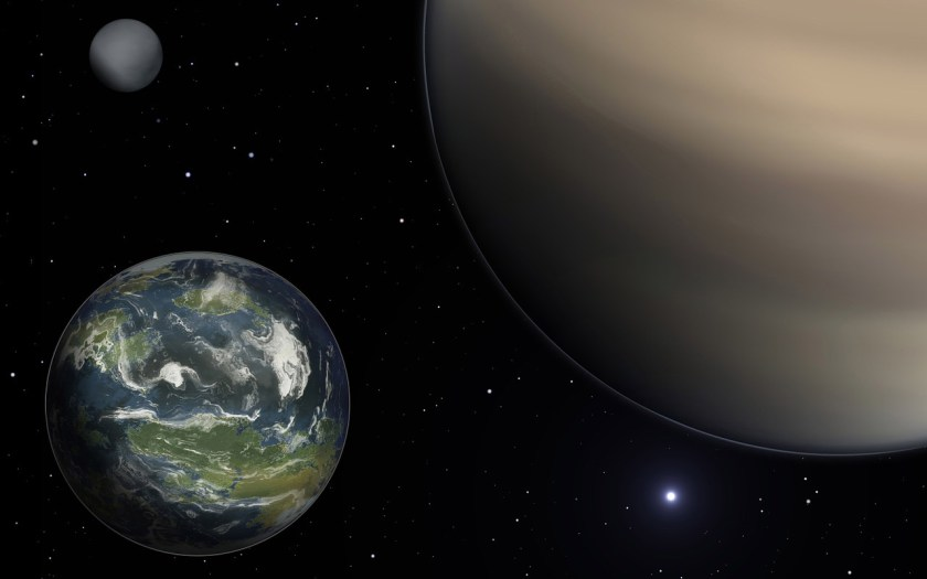New solar system similar to Earth with even a Sun, Jupiter ...