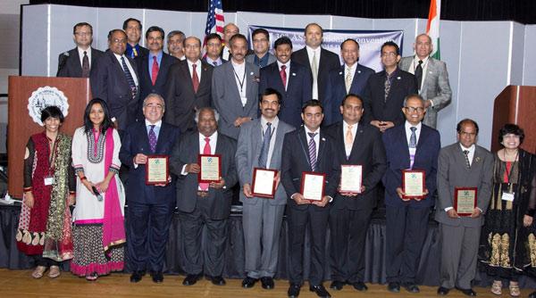 ASEI Award Recipients with ASEI Board and Conv. Organizers