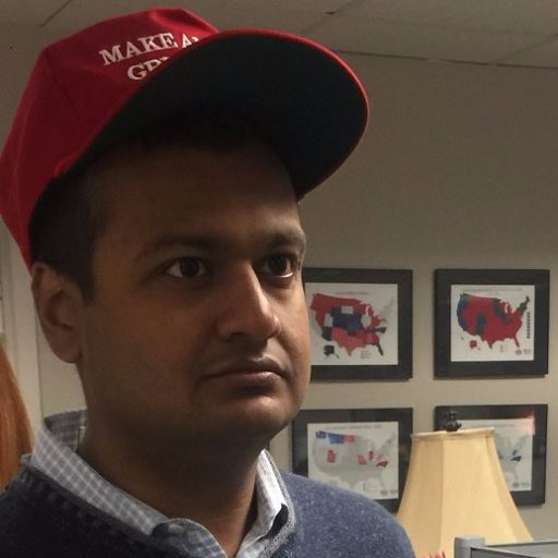 Indian American Raj Shah gets key post in Trump's communications team
