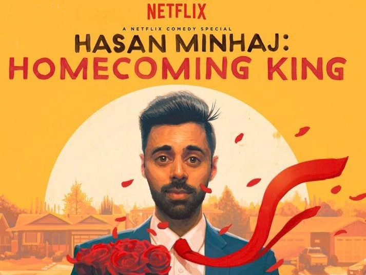 Image result for netflix stand up comedy hassan
