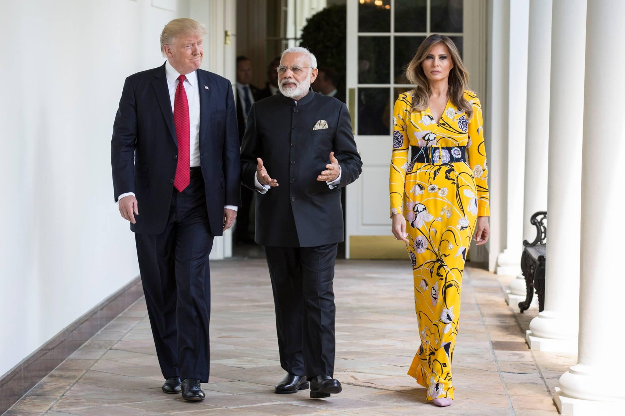 "India as a ""true friend"" of America, US President Donald Trump ..."