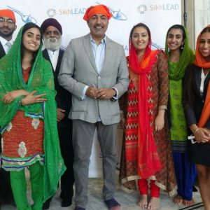 Ami Bera at the Hill Langar