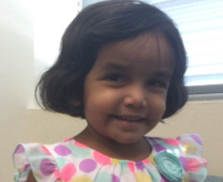 Texas police say body found in Texas 'most likely' missing three-year-old girl
