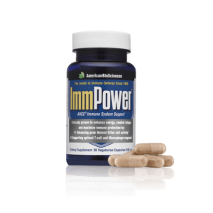 ImmPower AHCC with capsules