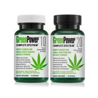 Introducing GreenPower & Complete Spectrum: Hemp Extract Capsules