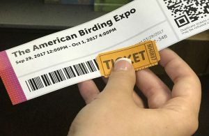 Buy Your Advance Tickets to the 2018 American Birding Expo!