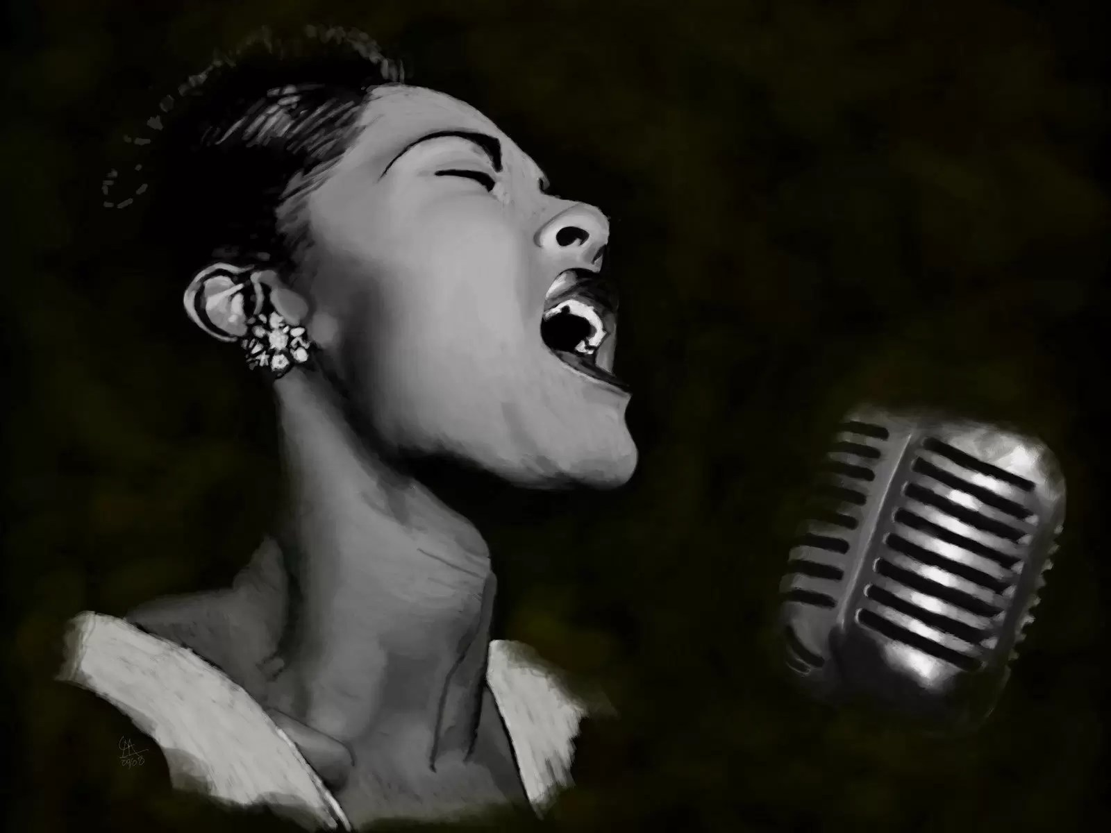 Billie Holiday image 2