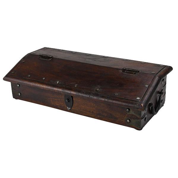 British Campaign Desk Valet  American Box