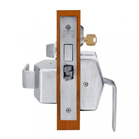 ABH Hardware 6600 Series Push Pull Latch With Mortise Lock