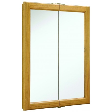 Design House 541201 Richland 24X30 Two Door Medicine Cabinet