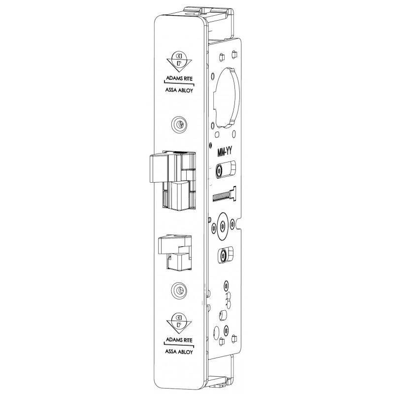 Adams Rite 4300 Series Steel Hawk® Electrified Deadlatch