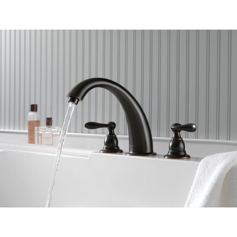 delta kitchen sinks touch on faucet bt2796 roman tub trim windemere®