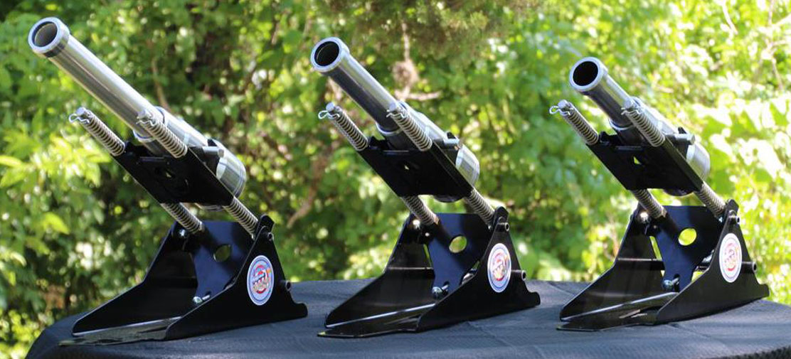 American Cannons black powder cannons
