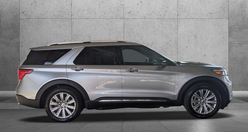 Ford Explorer Limited 300bhp 7-Seat Luxury AWD
