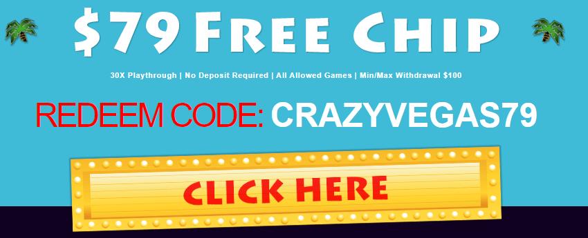 Silver Oak Casino No Deposit Bonus $79 FREE!