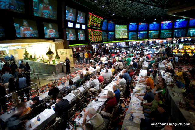 The World's Largest Sportsbook Located in the Las Vegas Hilton