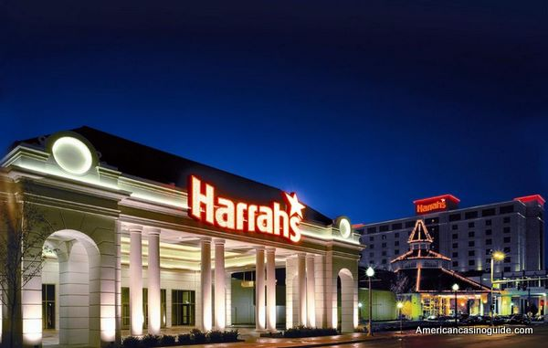 Harrah's Casino Resort in Joliet, Illinois